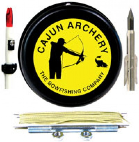 Bowfishing Reel Tape on (out of stock)