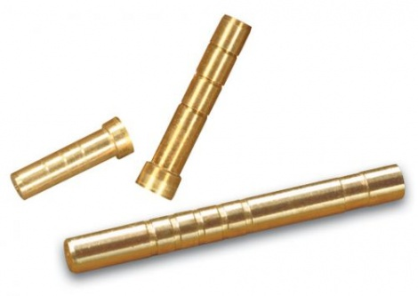 Brass inserts 100gn