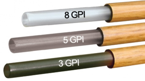 Weight Tubes 8gpi