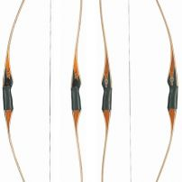 Tomahawk Bows® SS Longbow - Takedown Diamond Series