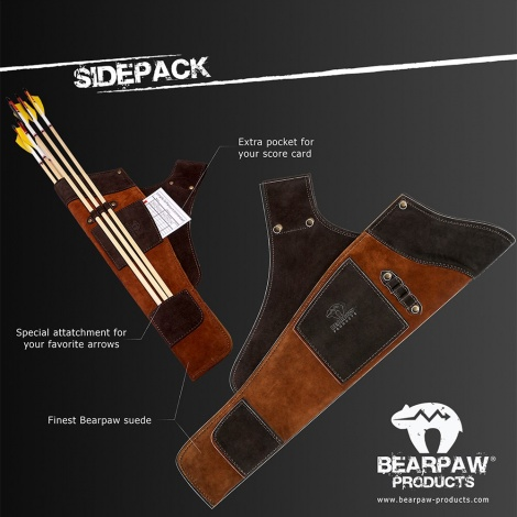Bearpaw Side Pack Quiver