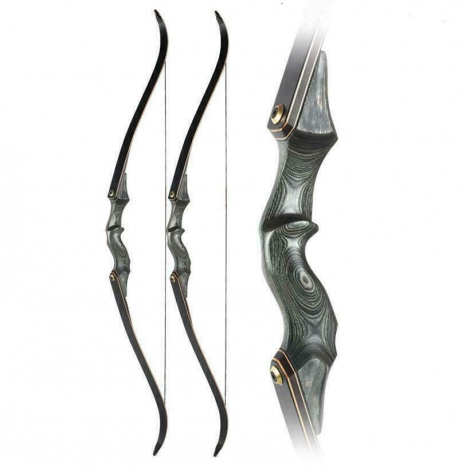 "Black Hunter 58"" Recurve"