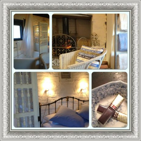 The Globe Inn Yass accommodation Garden Room montage