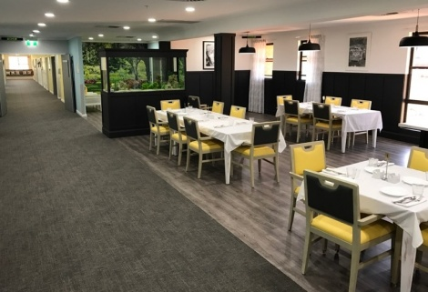 Residents Dining Area