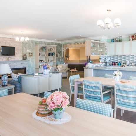 Aged Care Kitchen