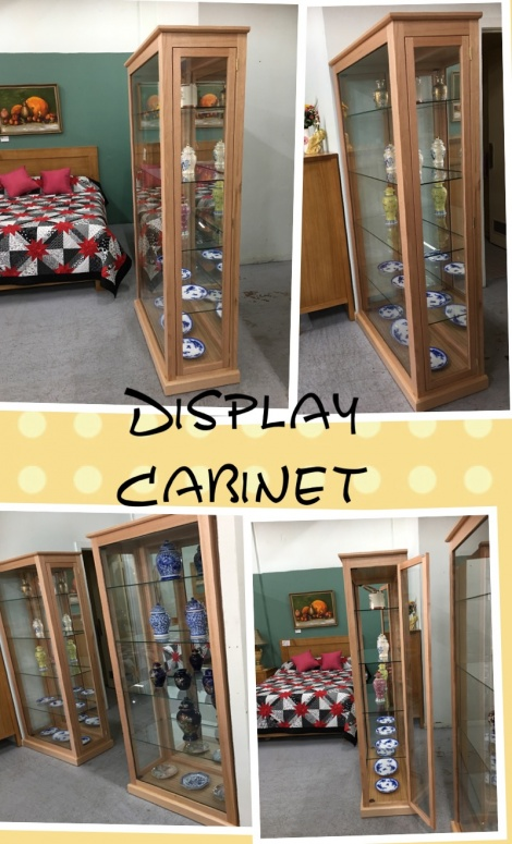 DC02 DISPLAY CABINET