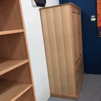 WR1 WARDROBE WITH 3 DRAWERS