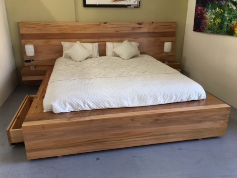 NTF1355 KING SIZE BED
