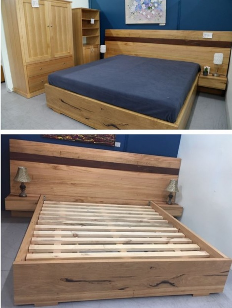 B09 KING SIZE BED