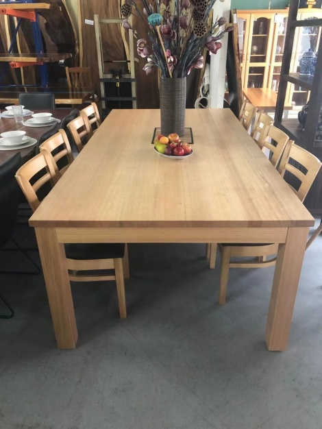 T14 VIC ASH DINING TABLE