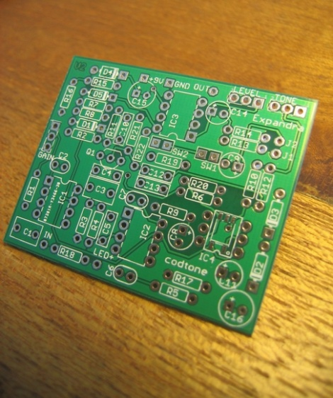 Expandra Boards (with surface mount PC419)