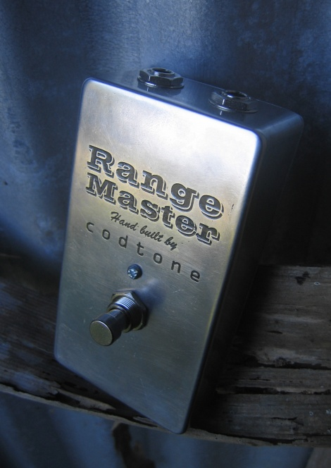 The Codtone Rangemaster