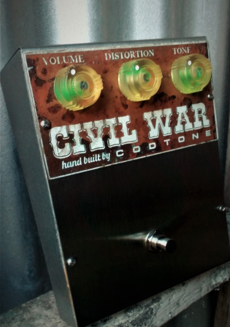 Civil War Muff
