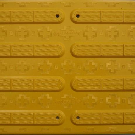Surface Applied Directional 600 x 300 Yellow