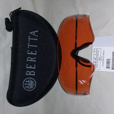 Beretta Wire Frame Glasses
