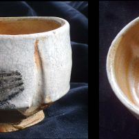 SHINO CHAWAN BY DUNCAN  SHEARER