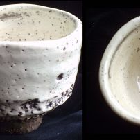 CHAWAN BY JAY STROMMEN IN WHITE