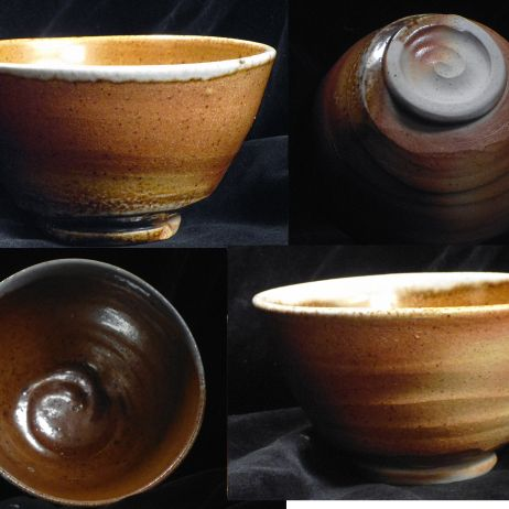 CHAWAN BY DUNCAN SHEARER SHINO #3