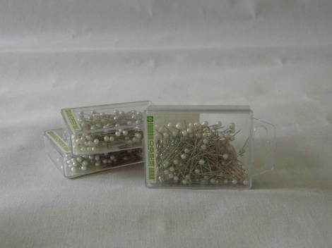 Bead top pins
