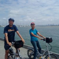 Guided Power Assisted Bicycle Tour