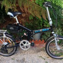 "Folding 20"" Electric Bicycle"