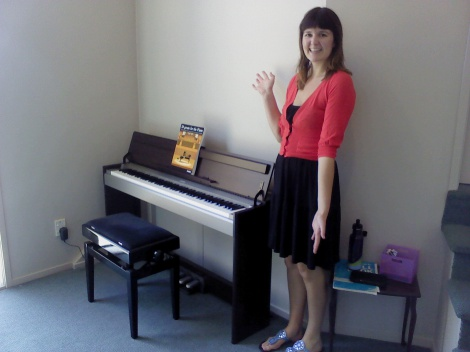 3:5 THE POPULAR YAMAHA S31 DIGITAL PIANO INSTALLED AT THE CITY IMPACT CHURCH ARTS (MUSIC) ACADEMY