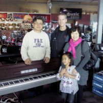 3:6 PRIVATE CUSTOMERS GO FOR THE POPULAR SCHOLASTIC YAMAHA S31 IN ASSOCIATION WITH MUSICWORKS
