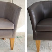 Faded Analine Chair #2