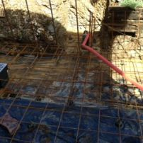 Steel Fixing - Renovation - Floor Slab
