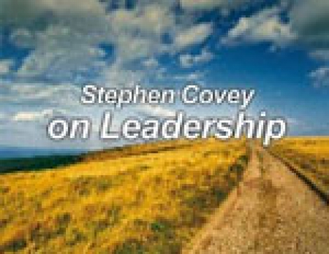 Stephen Covey on Leadership