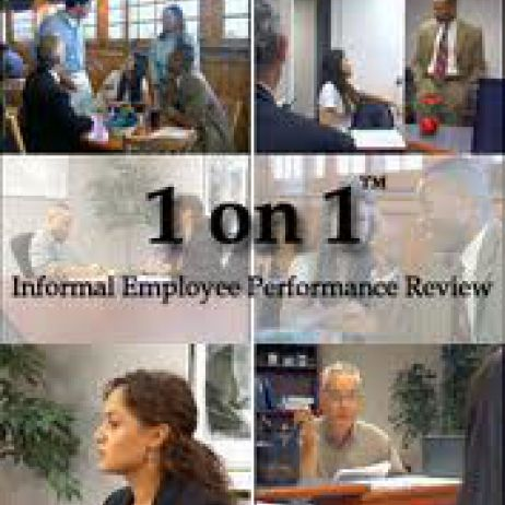1 on 1: Informal Performance Review