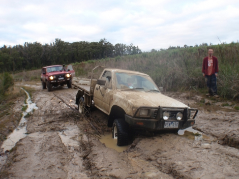 Hilux Recovery