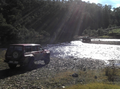 DROWNED HILUX RECOVERY