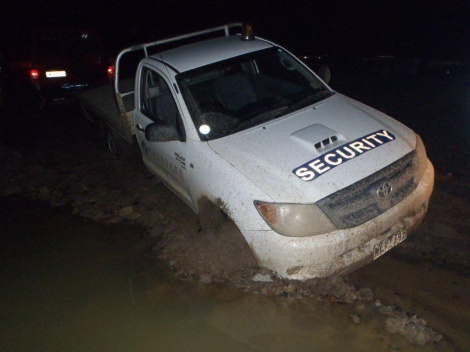 Security Hilux Recovery