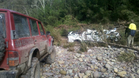 The Famous Hilux Recovery