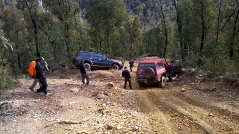 4wd Trackers Recovery