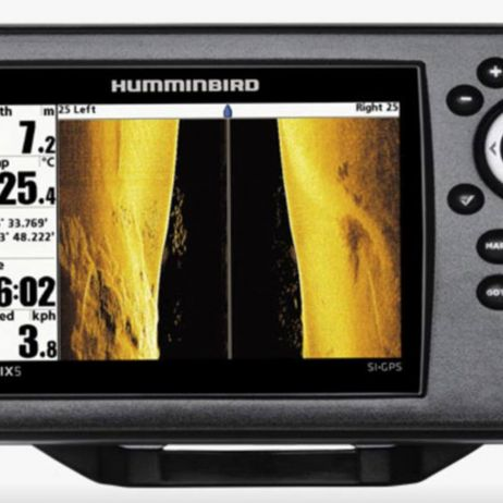 HUMMINBIRD HELIX 5X CHIRP SI GPS G2 INC NAV CARD