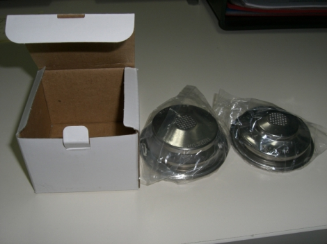 EM69107 108 Filter Cups Single Wall Set