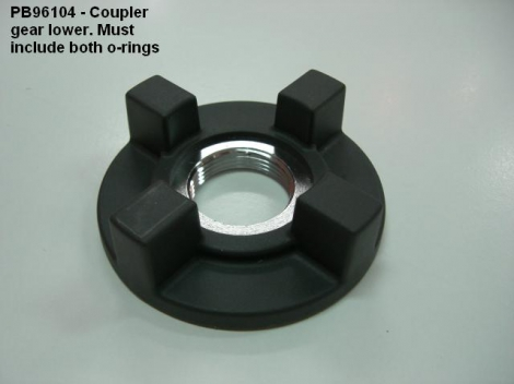 PB95202 Blade Locking Nut
