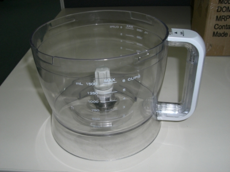 LC73102 Processor Bowl NO LONGER AVAILABLE