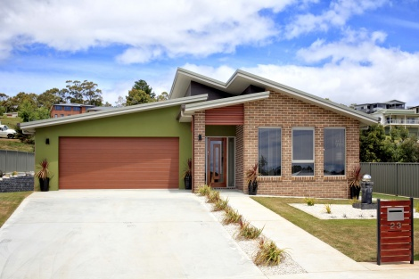 WINNER 2012 HIA Tasmanian Spec Home of the Year