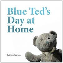 Blue Ted's Day at home