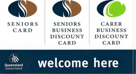 Senior & Carer Discount