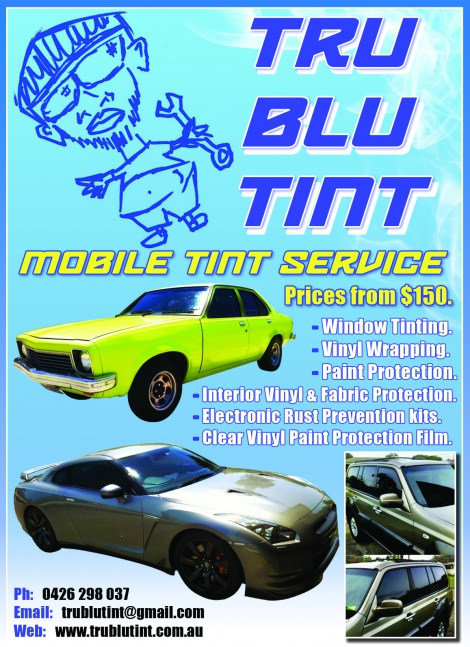 Brisbane Mobile Window Tinting