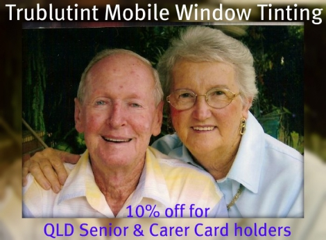 10% off for QLD Senior & Carer Card holders