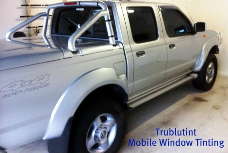 Logan window Tinting