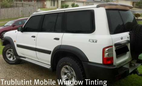 4WD Tinting