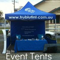 Custom Event Tents