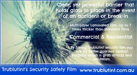 Trublutint Security Films