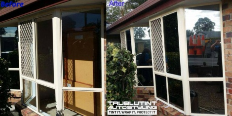 Home Tinting Brisbane